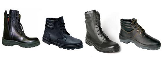 Спецодежда и обувь, СИЗ