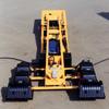 Мачта осветительная, механическая гидравлическая складная МОС-220Г