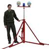 Мачта осветительная, пневматическая, телескопическая МОС-220П