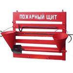 Щит пожарный открытый мелалл. с комплектом