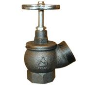 Клапан РПТК угловой (чугун)